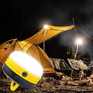 campsite lantern
