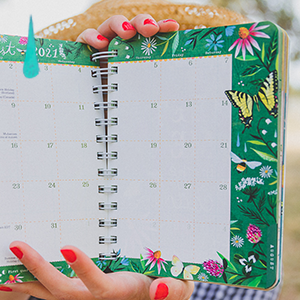 Katie Daisy weekly planner