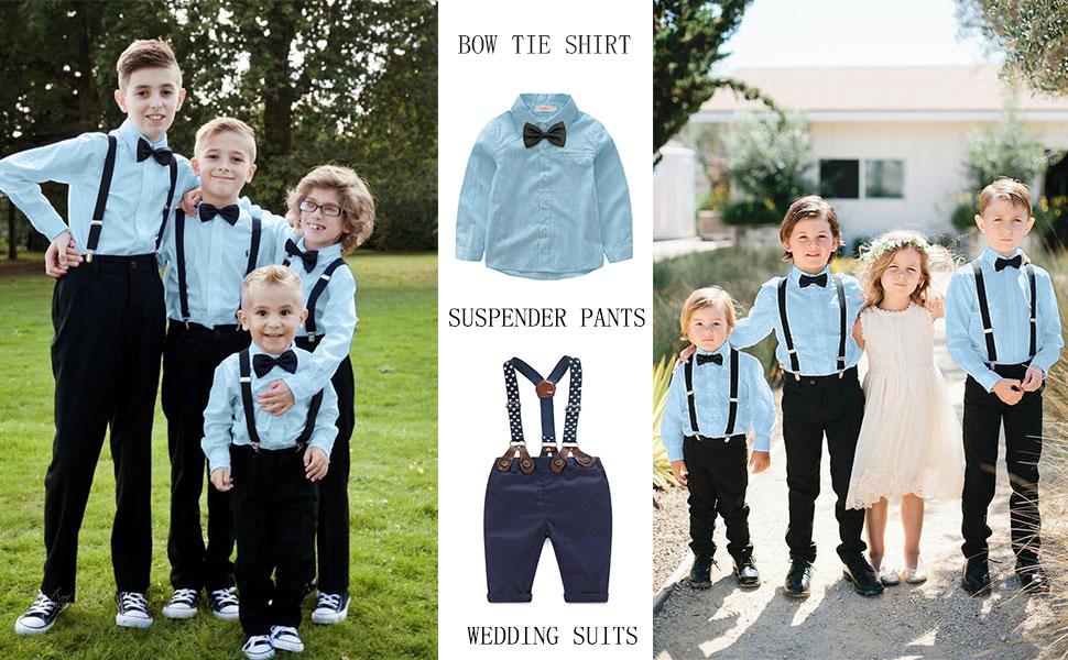 baby boys clothes set