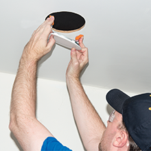 Installation of the HALO Canless HLB light module