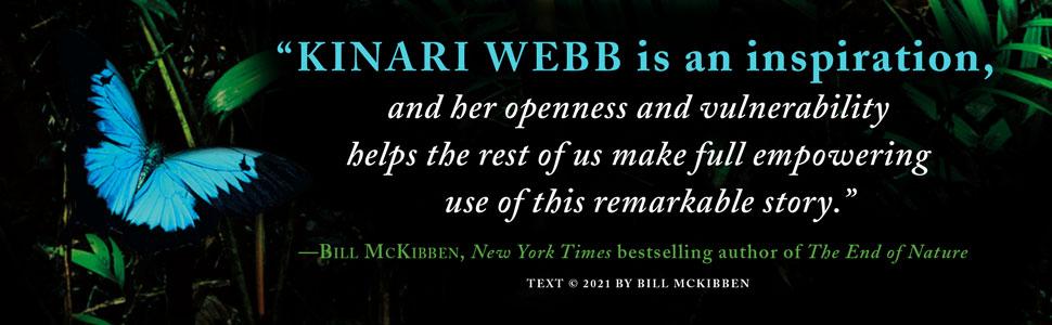 Guardians of the Trees Kinari Webb Bill McKibben quote