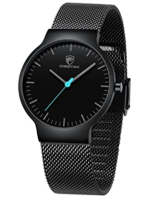 Fashion ultra thin watch