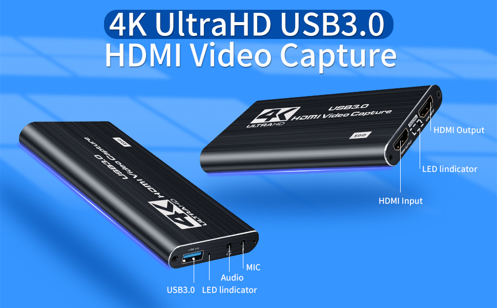 HDMI Signal Loop Out supports 1920x1080 resolution