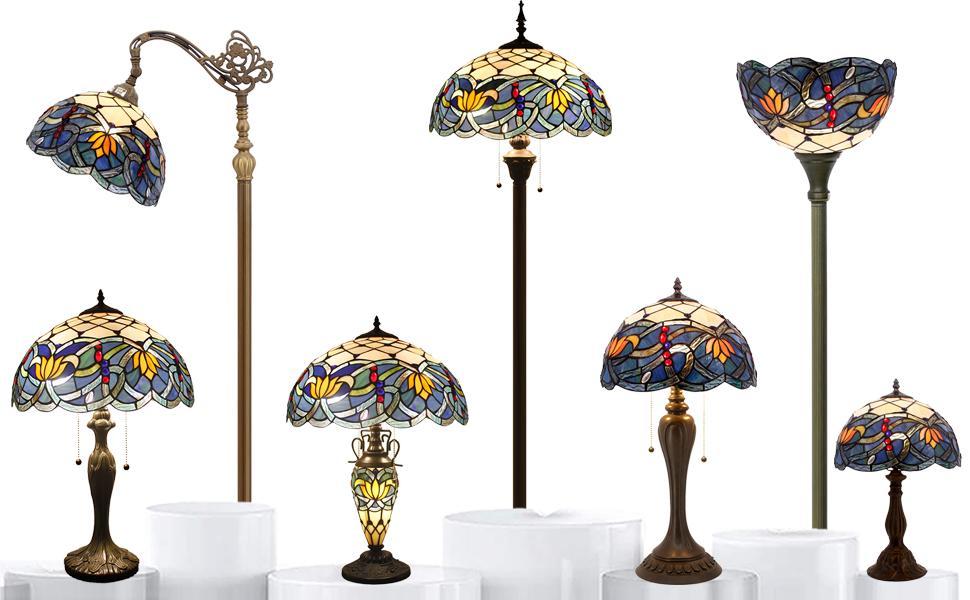 Tiffany Lamp Series S220