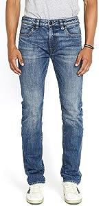 Straight SIX Jeans by Buffalo David Bitton