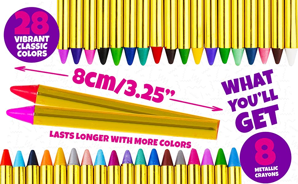 Best Face Paint Crayons