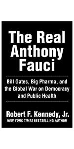 Real Anthony Fauci Big Pharma Global War on Health cover image