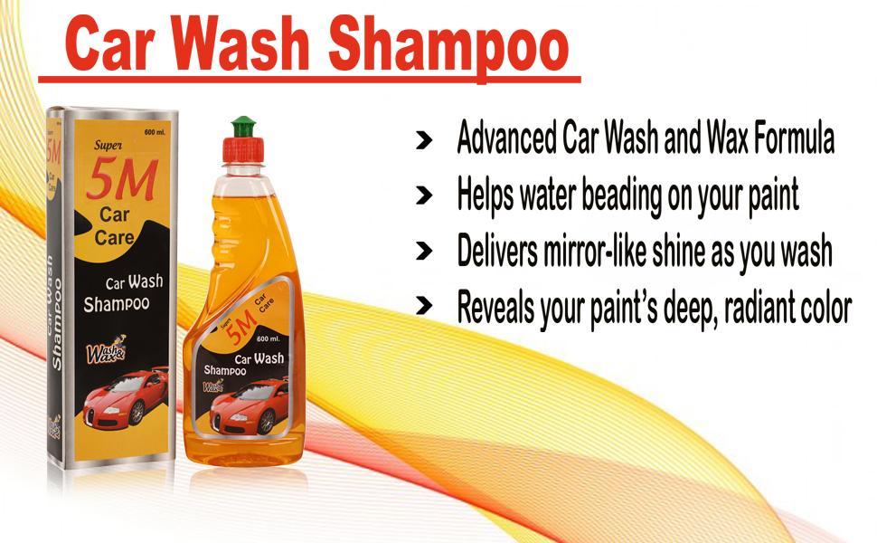 SPN-VAFSC car wash shampoo