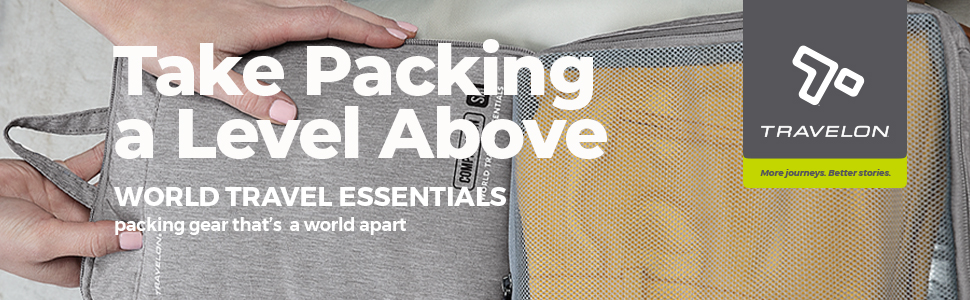 Take packing a level above