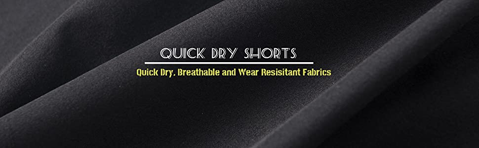 mens quick dry shorts hiking shorts for men