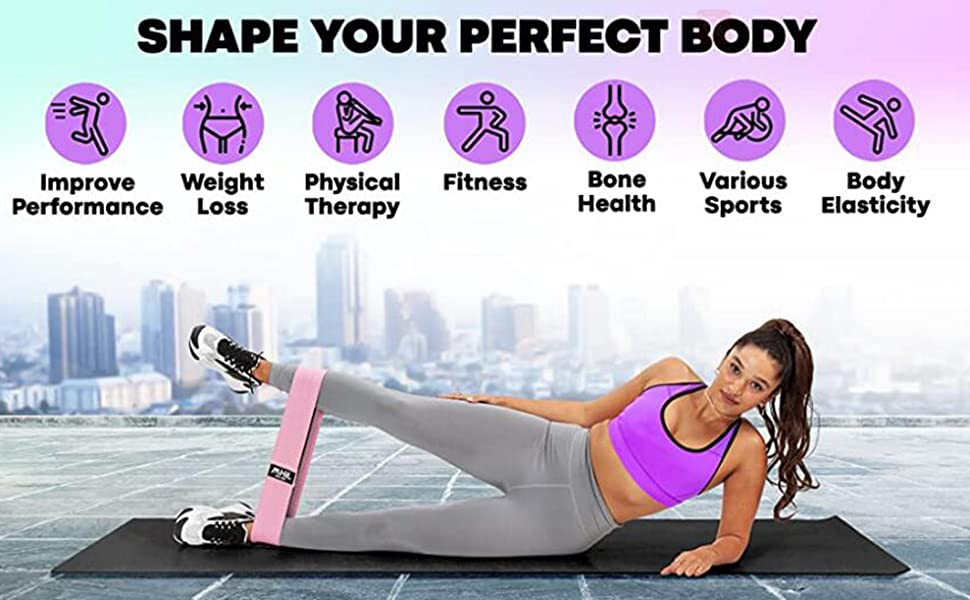 SHAPE THE PERFECT BODY!