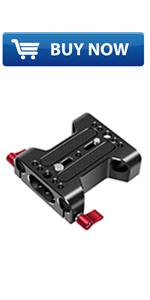 Camera Tripod Mounting Baseplate