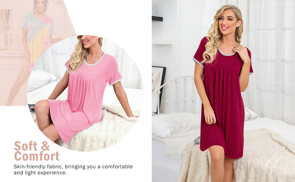 woman nightgowns women's plus size nightgown night gowns