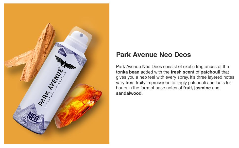 Park Avenue Neo Premium Body Spray150 ml