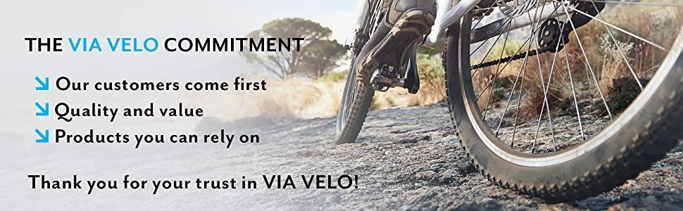 The Via Velo Commitment