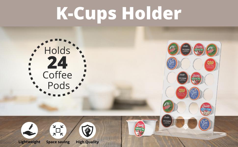 24 Coffee pods