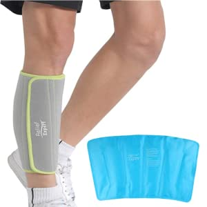 cold pack for calf and shin