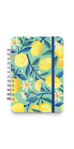 Citrus Garden Do It All Planner 2022