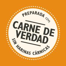 CON  CARNE DE VERDAD