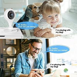 NETVUE Security Camera