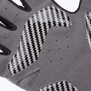 anti-slip padded cycling gloves