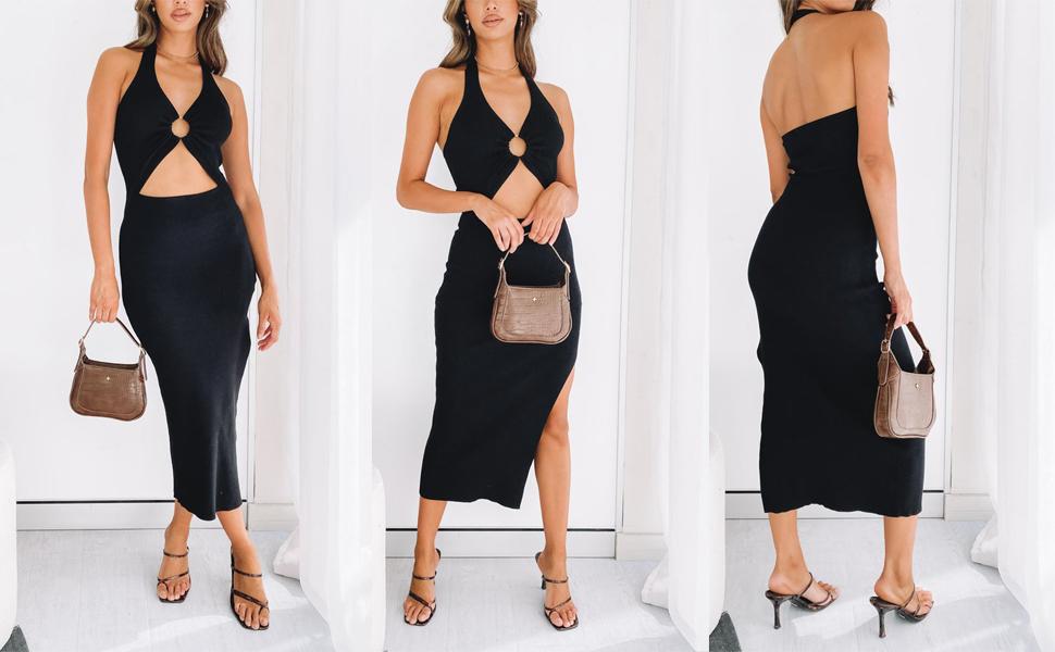 sexy long dress for women