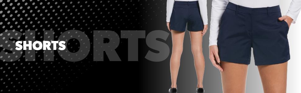 PGA TOUR Womenamp;#39;s Shorts