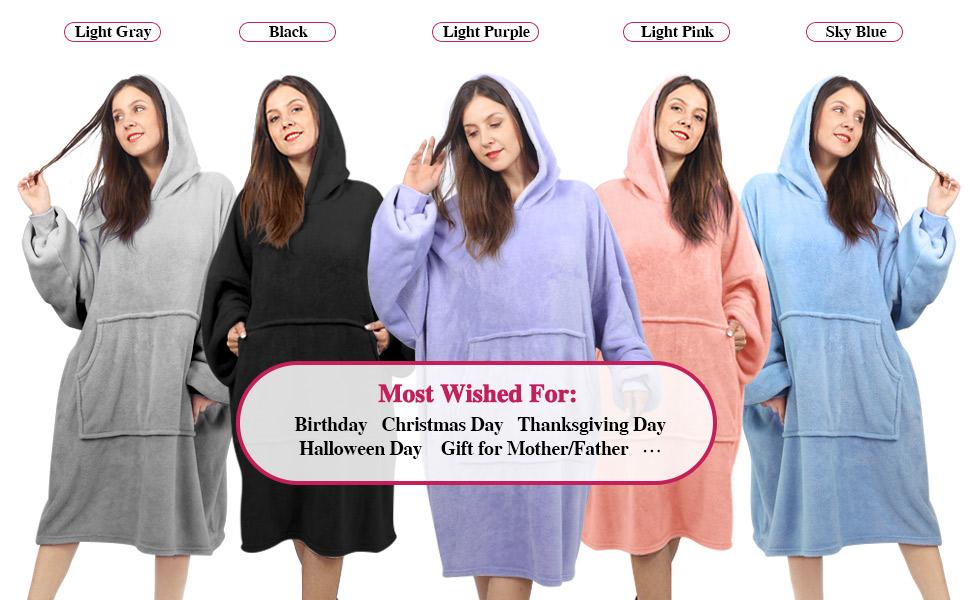 Daverose Wearable Blanket