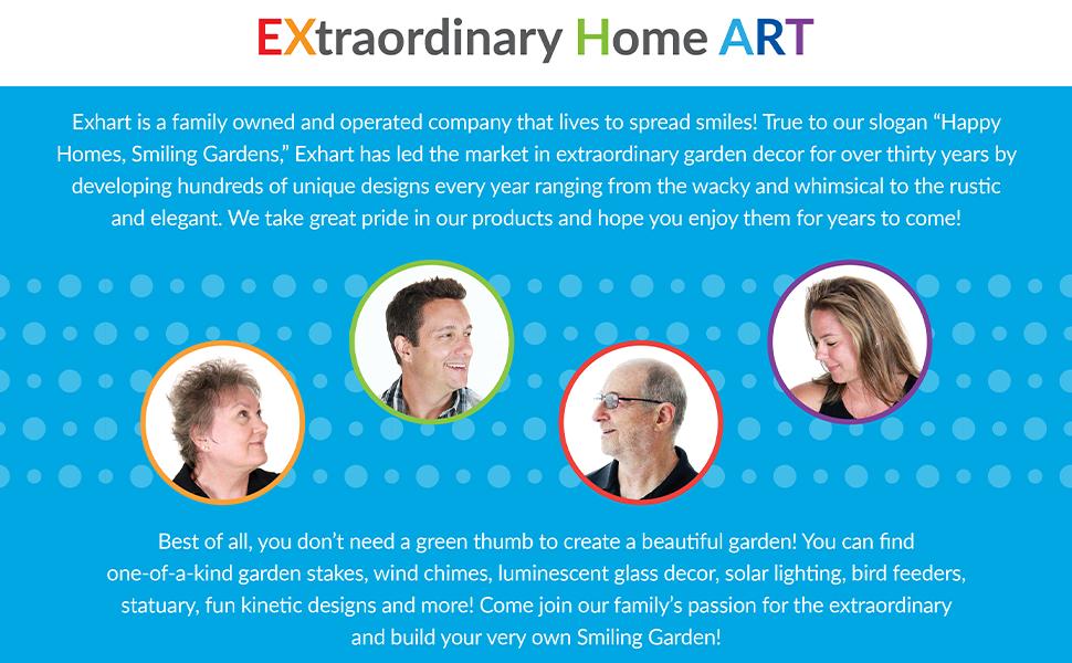 Exhart Brand Story