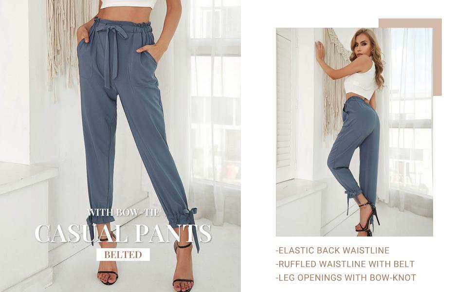 women work pants