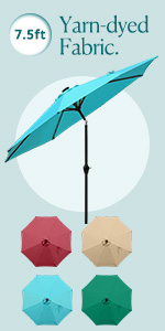 Patio umbrella 05