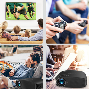 phone projector for android