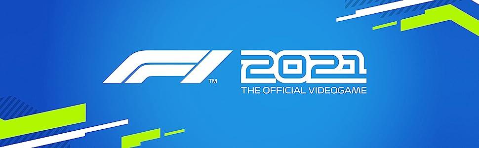 F1 2021 Banner