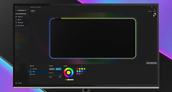 Pulsefire Mat RGB - KF6