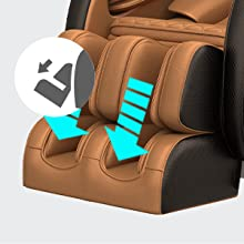 extend footrest