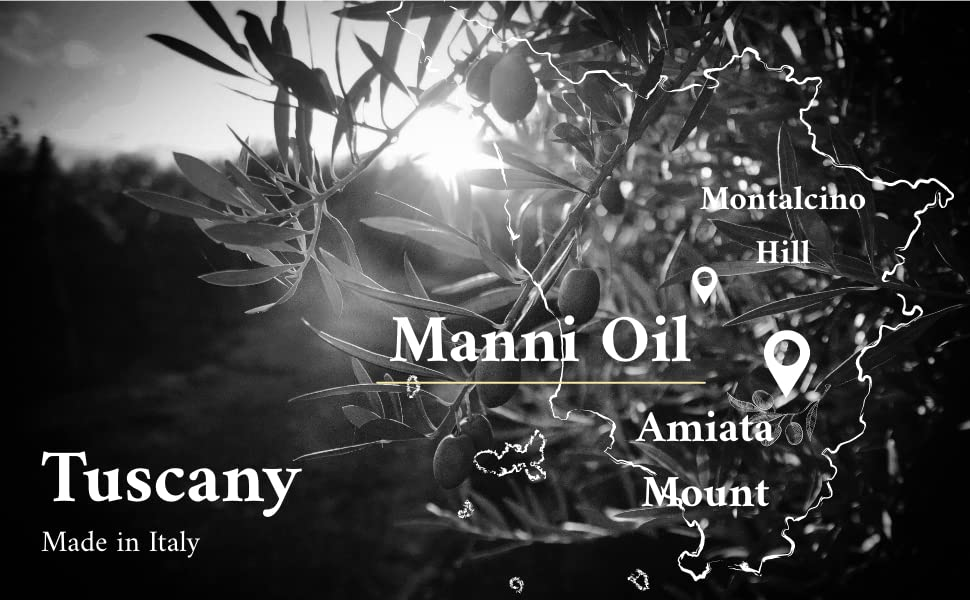 Manni oil the oil of life