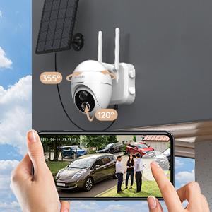 video surveillance equipment security camera