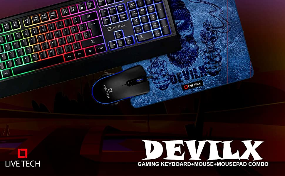 DevilX Combo