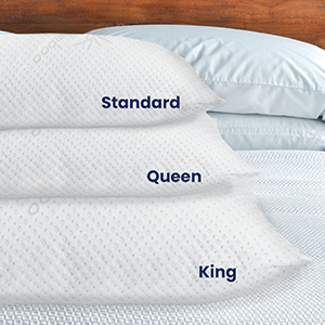 A Pillow in Every Size