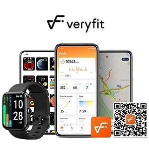VeryFit APP-Exercise keeps you fit