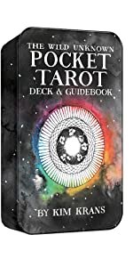 wild unknown pocket tarot deck and guide