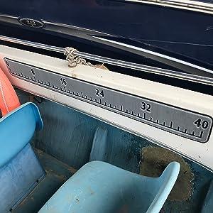 """40"""" EVA Foam Fish Ruler"""