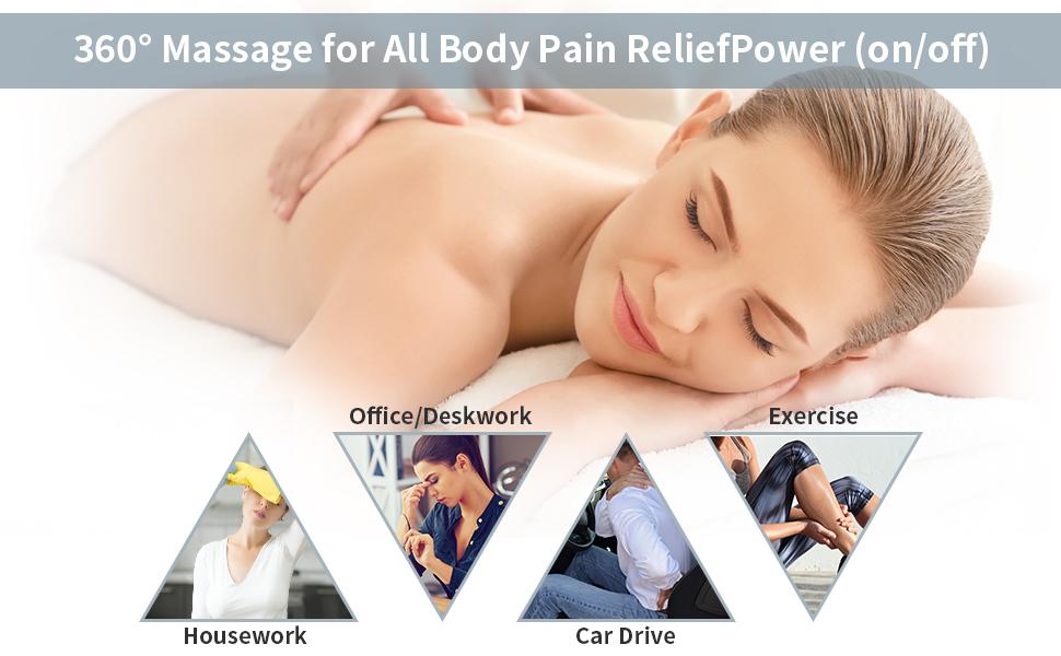 massaging relax
