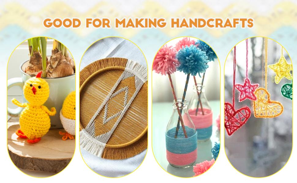 Decoratie String Touw voor DIY Ambachten, Huisdecoratie