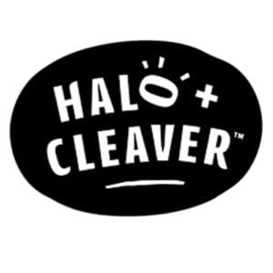 Brand Logo: Halo + Cleaver