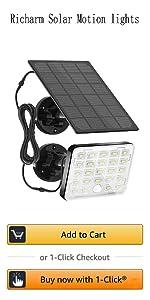 Richarm solar light