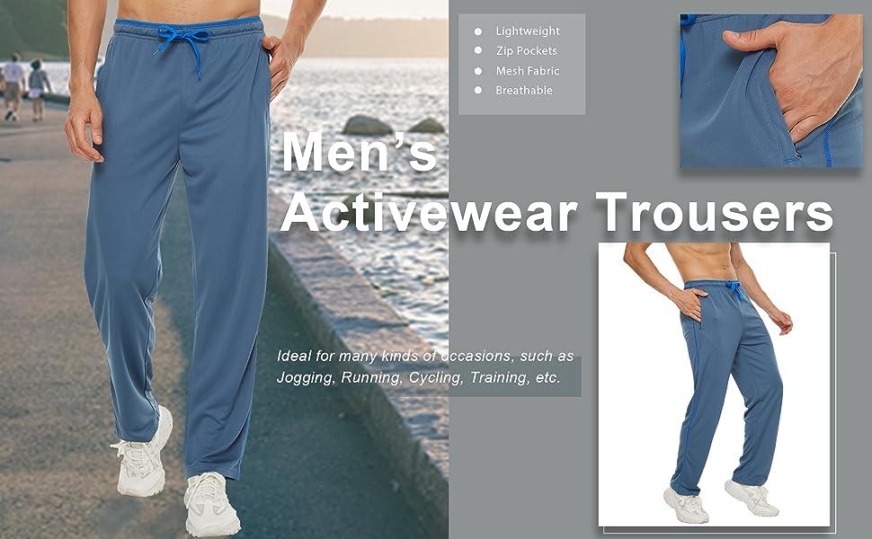 MAGCOMSEN Mens Trousers