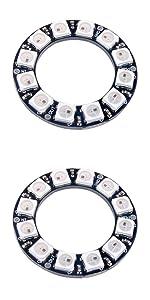 12bit LED Ring