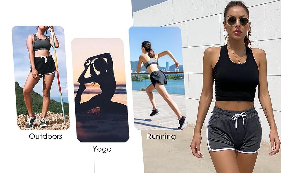 yoga shorts for women, womens shorts for outdoors, running shorts for women, dolphin shorts