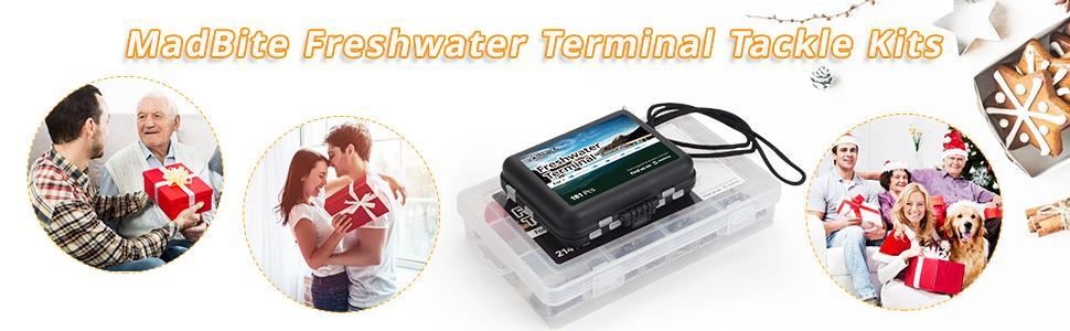 Best Tackle Kits for daddy, son, husband, boyfriend, especially the fishing enthusiasts